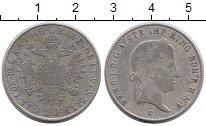 Изображение Монеты Европа Австрия 20 крейцеров 1848 Серебро XF