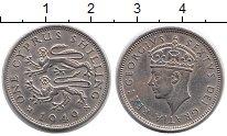 Изображение Монеты Кипр 1 шиллинг 1949 Медно-никель XF