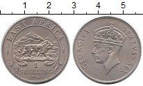 Изображение Монеты Восточная Африка 1 шиллинг 1949 Медно-никель XF