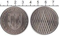 Изображение Монеты Европа Португалия 250 эскудо 1984 Медно-никель UNC-