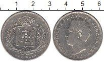 Изображение Монеты Европа Португалия 500 рейс 1886 Серебро XF-