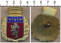 Изображение Монеты Италия Полицейский знак 0 Латунь UNC- Герб города