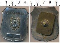 Изображение Монеты Италия Полицейский знак 0 Медно-никель XF Вердзуоло. Городская