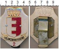 Изображение Монеты Италия Полицейский знак 0 Пластик XF Герб города