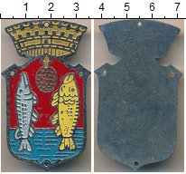 Изображение Монеты Европа Италия Полицейский знак 0 Медно-никель UNC-