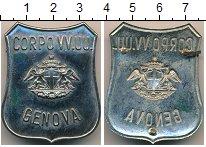Изображение Монеты Европа Италия Полицейский знак 0 Медно-никель VF