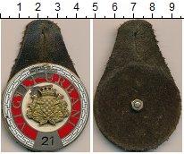 Изображение Монеты Италия Полицейский знак 0 Латунь VF Дорожная полиция