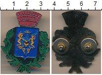 Изображение Монеты Италия Полицейский знак 0 Медно-никель UNC- Герб города