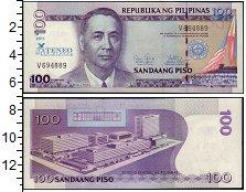 Изображение Банкноты Азия Филиппины 100 писо 2011  UNC
