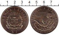 Изображение Монеты Самоа 1 доллар 1969 Медно-никель UNC-