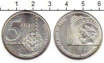 Изображение Монеты Европа Португалия 5 евро 2003 Серебро UNC-