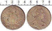 Изображение Монеты Европа Австрия 1 талер 1780 Серебро XF