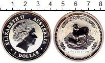 Изображение Монеты Австралия и Океания Австралия 1 доллар 2003 Серебро Proof-