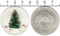 Изображение Монеты Австралия и Океания Науру 10 долларов 2007 Серебро UNC