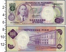 Изображение Банкноты Азия Филиппины 100 писо 0  UNC