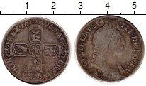 Изображение Монеты Европа Великобритания 1 шиллинг 1696 Серебро VF