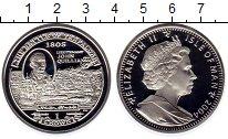 Изображение Монеты Великобритания Остров Мэн 1 крона 2004 Серебро Proof