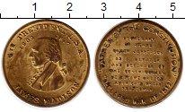 Изображение Монеты Северная Америка США Жетон 0 Латунь UNC-