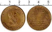 Изображение Монеты США Жетон 0 Латунь UNC- 7-й президент США Эн