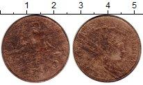 Изображение Монеты Франция 5 сантим 1911 Бронза XF-