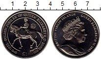Изображение Монеты Северная Америка Виргинские острова 1 доллар 2002 Медно-никель UNC