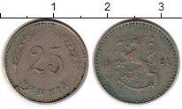 Изображение Монеты Финляндия 25 пенни 1928 Медно-никель XF