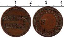 Изображение Монеты Европа Германия Жетон 0 Бронза XF
