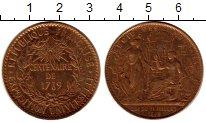 Изображение Монеты Европа Франция Жетон 1879 Бронза XF