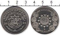 Изображение Монеты Африка Либерия 5 долларов 2004 Медно-никель UNC