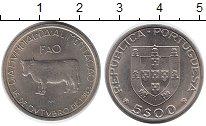 Изображение Монеты Европа Португалия 5 эскудо 1983 Медно-никель UNC-