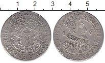 Изображение Монеты Польша Данциг 16 грош 1623 Серебро XF-