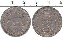 Изображение Монеты Гренландия 25 эре 1926 Медно-никель XF Медведь