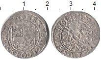 Изображение Монеты Германия Сольмс- Хохенсольмс 3 крейцера 1612 Серебро XF-
