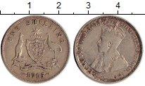 Изображение Монеты Австралия и Океания Австралия 1 шиллинг 1915 Серебро XF