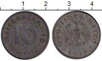 Изображение Монеты Третий Рейх 10 пфеннигов 1946 Цинк XF- F