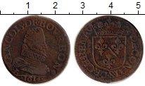 Изображение Монеты Франция 2 лиарда 1614 Медь XF-
