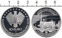Изображение Монеты Европа Германия 10 евро 2010 Серебро Proof