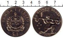 Изображение Монеты Австралия и Океания Самоа 1 доллар 1976 Медно-никель UNC-
