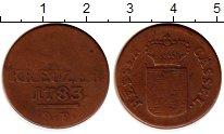 Изображение Монеты Гессен-Кассель 1 крейцер 1783 Медь VF