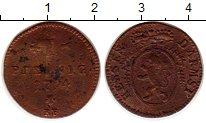 Изображение Монеты Германия Гессен-Дармштадт 1 пфенниг 1794 Медь VF