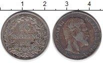 Изображение Монеты Дания 16 скиллингов 1856 Серебро XF-
