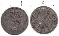 Изображение Монеты Европа Нидерланды 5 центов 1850 Серебро VF
