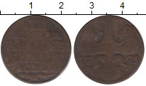 Изображение Монеты Германия Ахен 12 хеллеров 1791 Медь VF