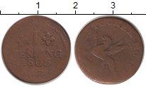 Изображение Монеты Росток 1 пфенниг 1805 Медь VF