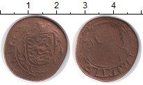 Изображение Монеты Германия Фрисландия 2 дьюита 0 Медь VF