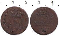 Изображение Монеты Нидерланды Овериссель 1 дьюит 1767 Медь VF