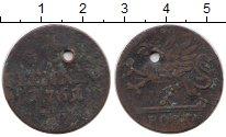 Изображение Монеты Росток 6 пфеннигов 1761 Медь F