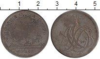 Изображение Монеты Саксен-Веймар-Эйзенах 1/6 талера 1763 Серебро VF
