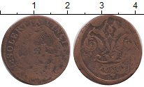 Изображение Монеты Германия Вайд-Рункель 1/4 стюбера 0 Медь VF