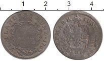 Изображение Монеты Германия Ульм 5 крейцеров 1767 Серебро VF